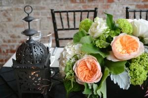 Tablescape flower design