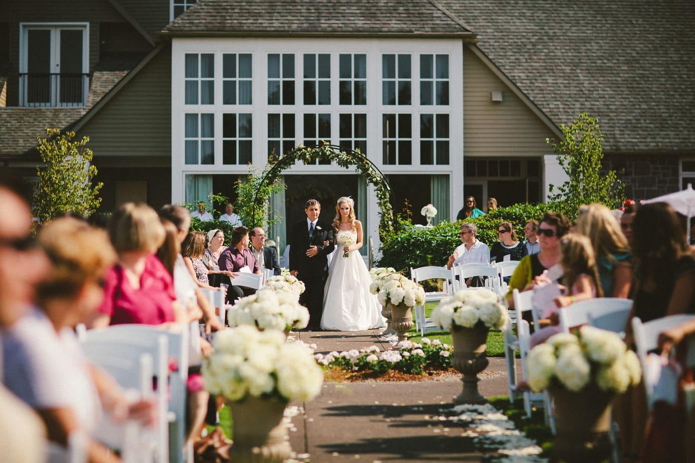 Oregon Golf Club Wedding With Caroline Ghetes