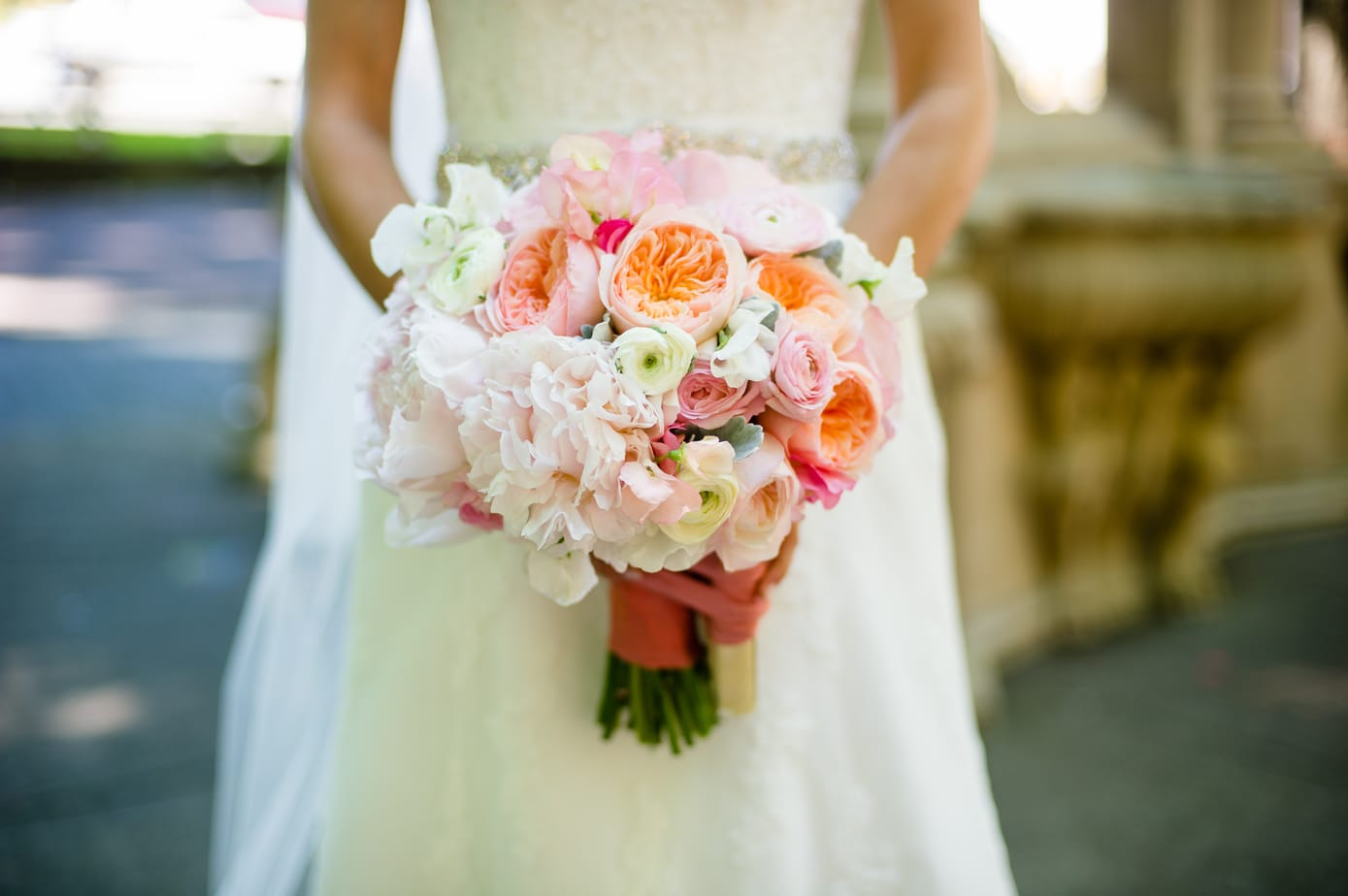 As You Wish Floral Design Early Spring Wedding At The Hy: Portland Wedding Flowers