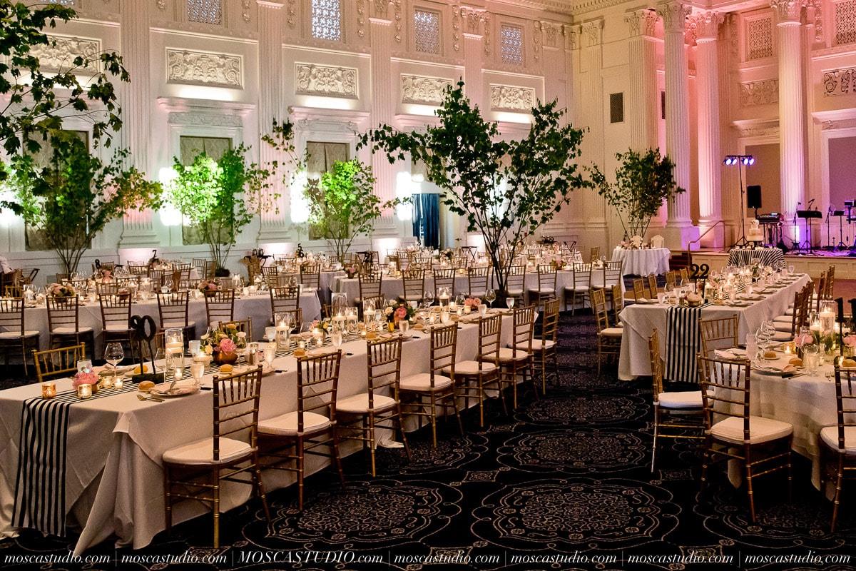 Sentinel hotel wedding flowers portland blum floral design for Design hotel mosca