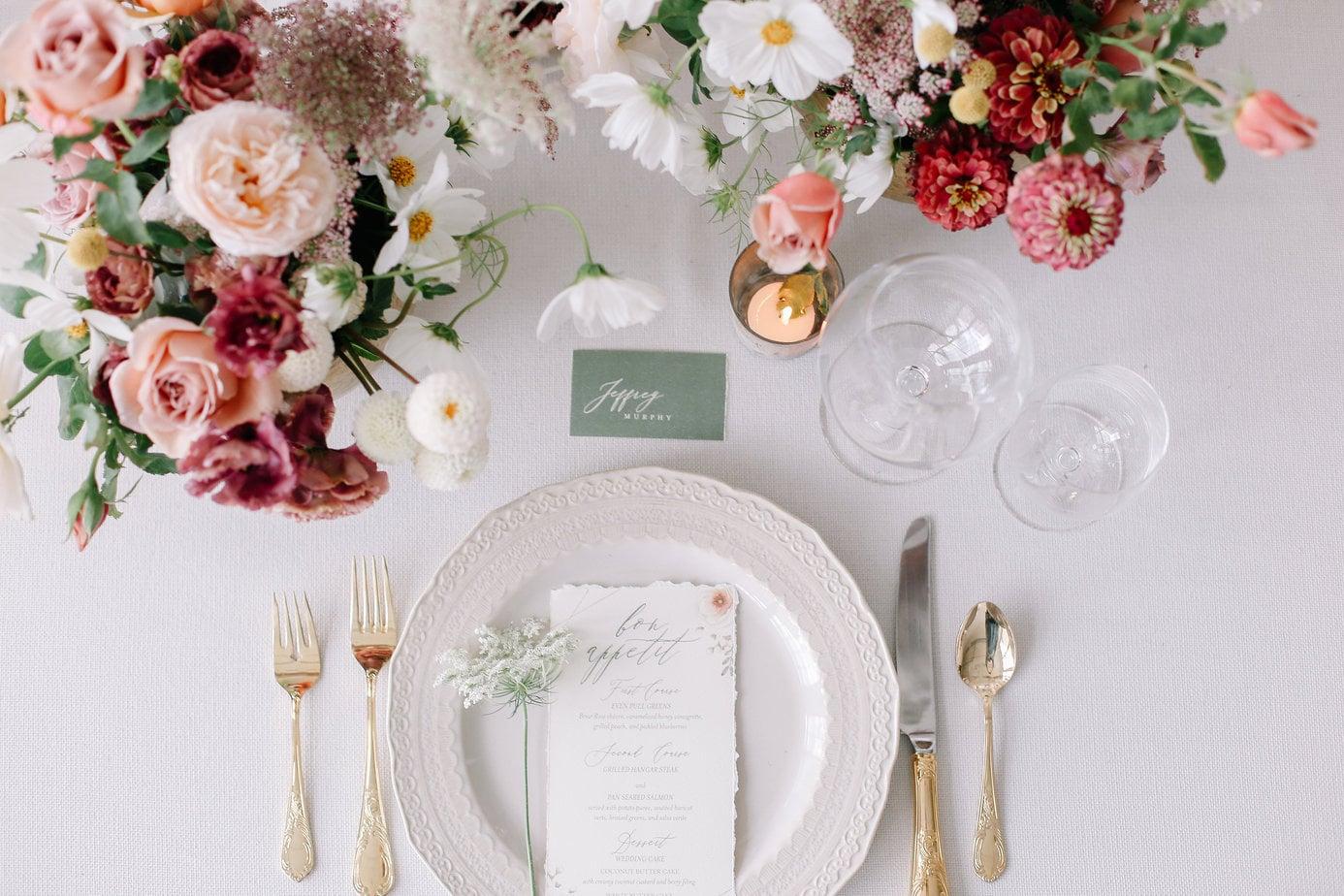 Portlands Florist For Wedding Brides Blog Blum Floral Design