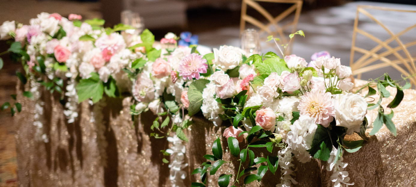 Portland Art Museum Wedding Flowers