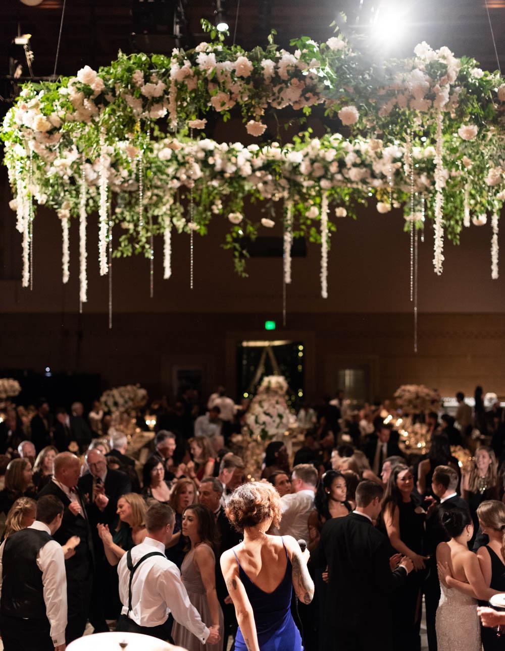 Portland Art Museum wedding dance