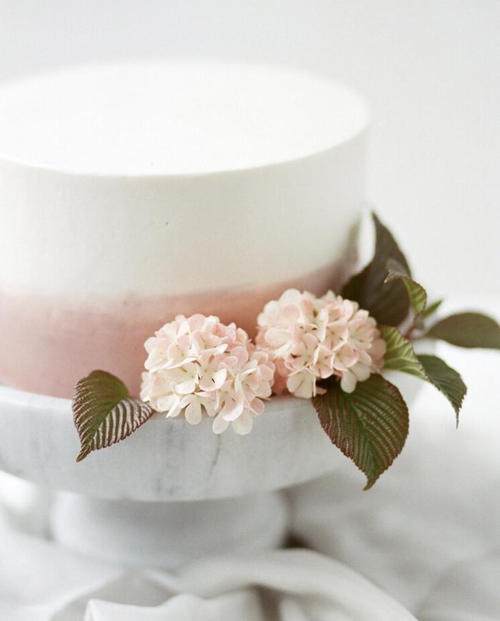 floral cake design 3